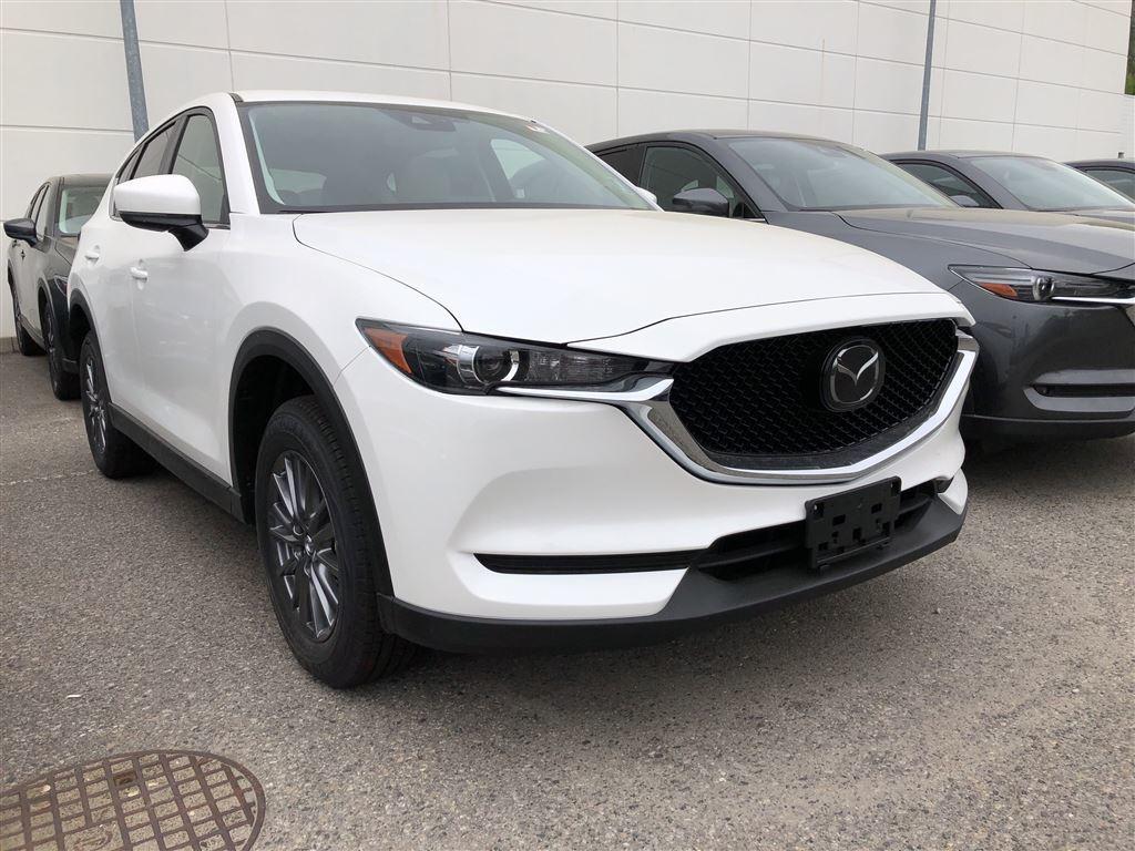 New 2018 Mazda CX-5 GS