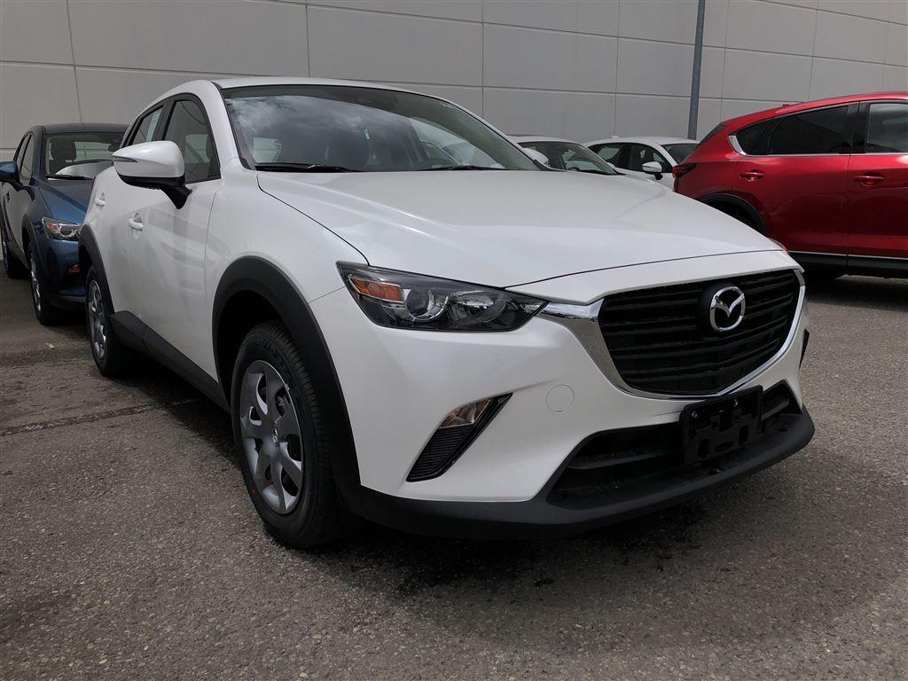 New 2019 Mazda CX-3 GX