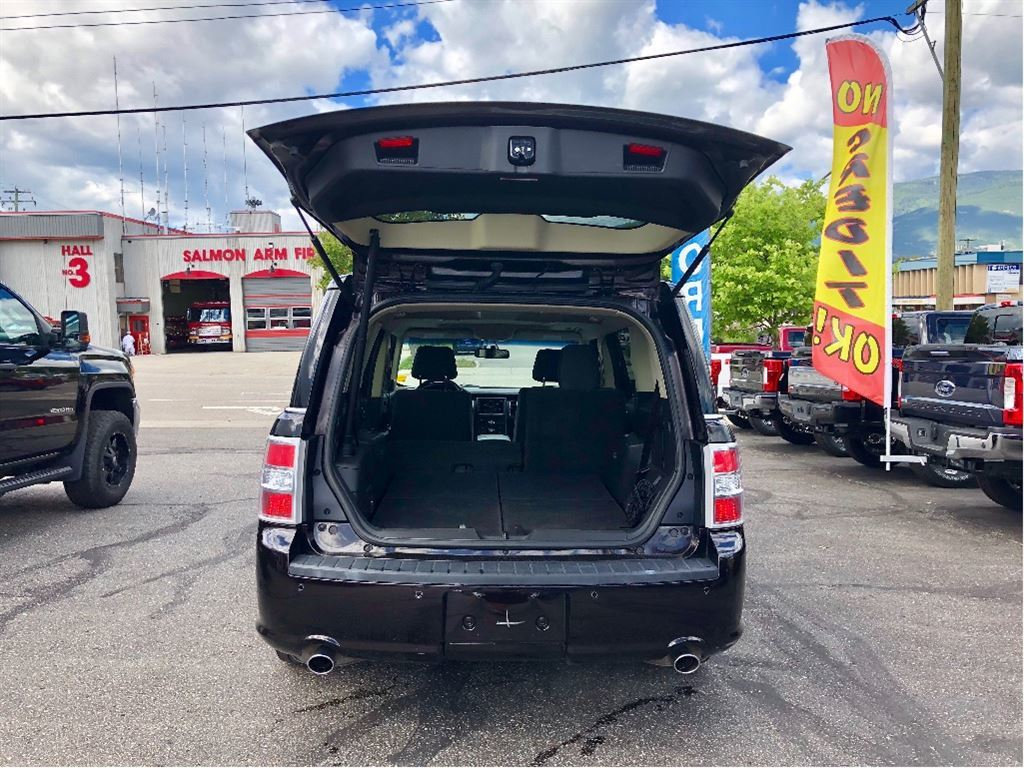 2013 Ford Flex SEL AWD   Panoramic Roof   Roof Rails