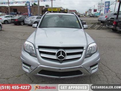 pre-owned GLK-Class