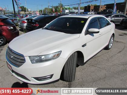 used Ford Taurus