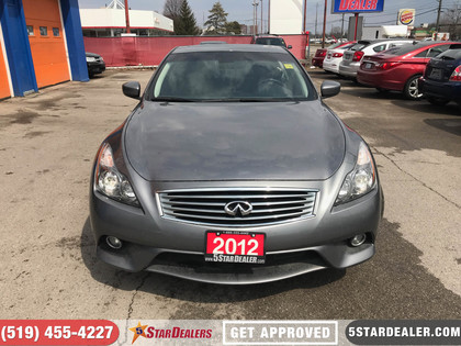pre-owned G37X