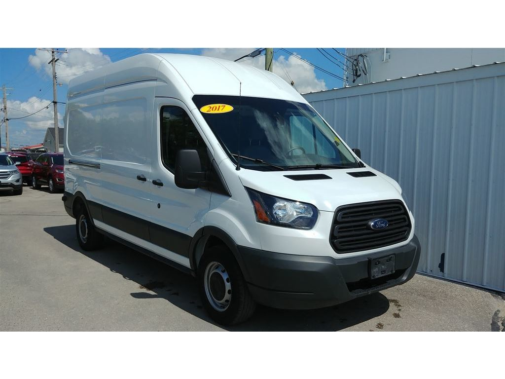 2017 Ford Transit 148 WB - High Roof - Sliding Pass.Side Cargo High