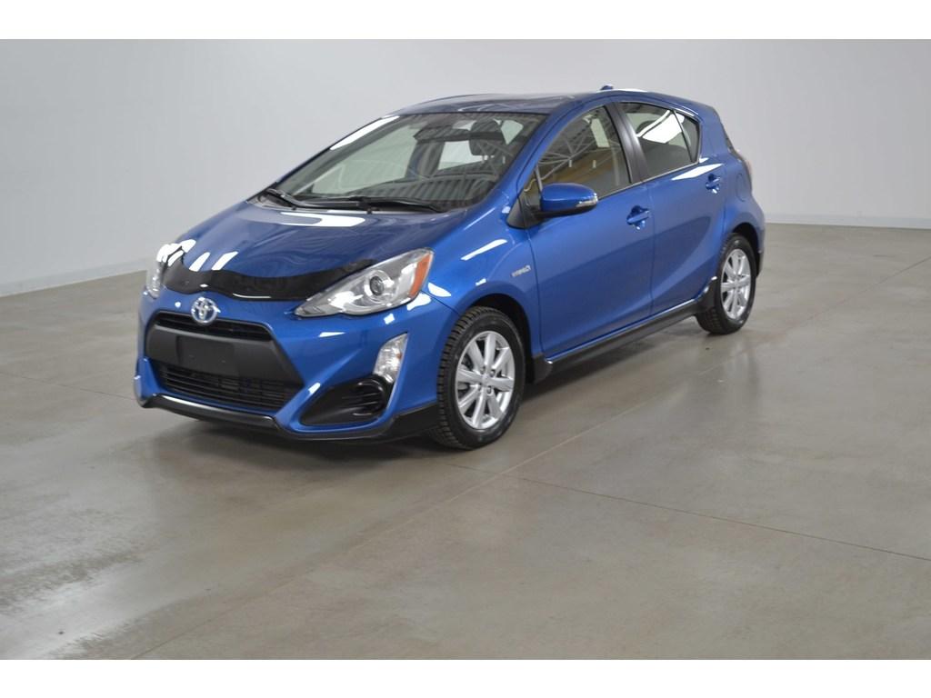 Carrefour 40 640 >> 2017 Toyota Prius c | ♥ 40-640 Auto Crédit