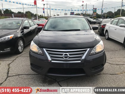 pre-owned Sentra