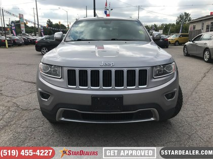 pre-owned Grand Cherokee