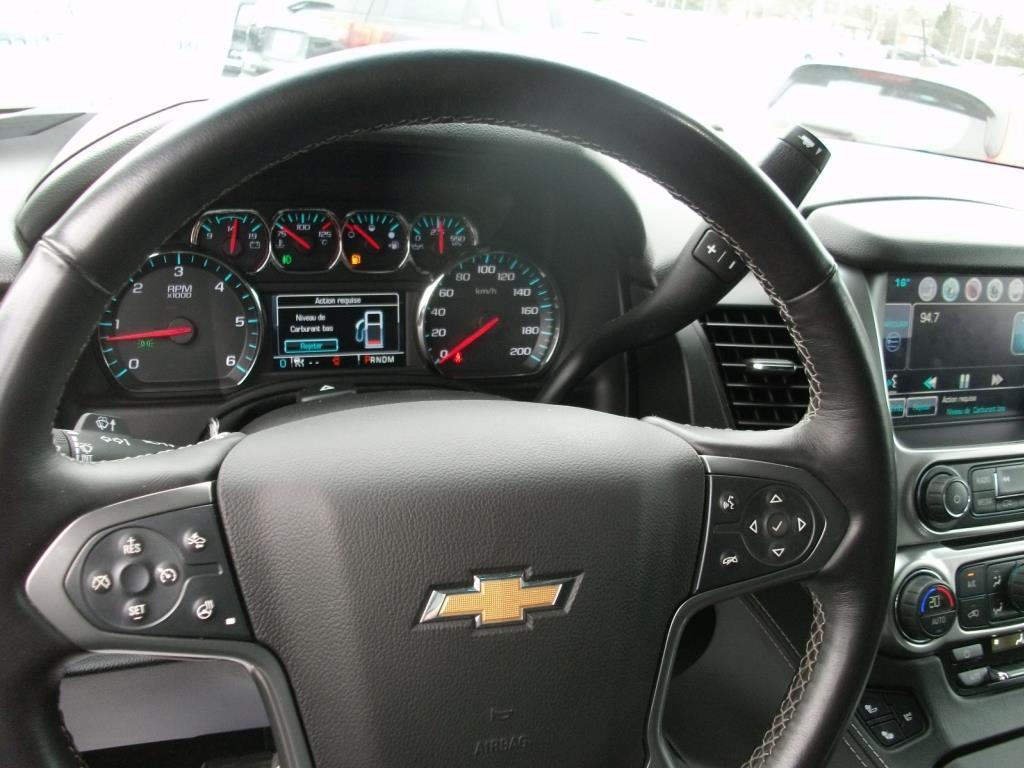 Chevrolet SUBURBAN 4WD LTZ 2015