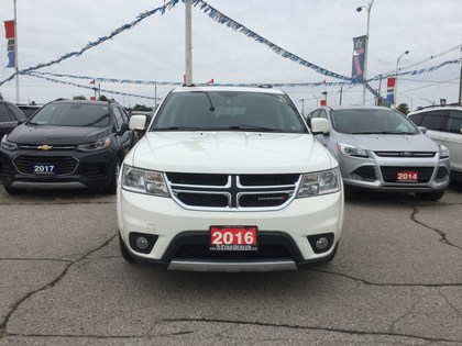 2016 Dodge Journey R/T | 7 PASSENGER