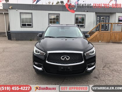 pre-owned QX60