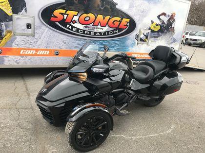 2018 Can-Am ATV Spyder F3 Limited