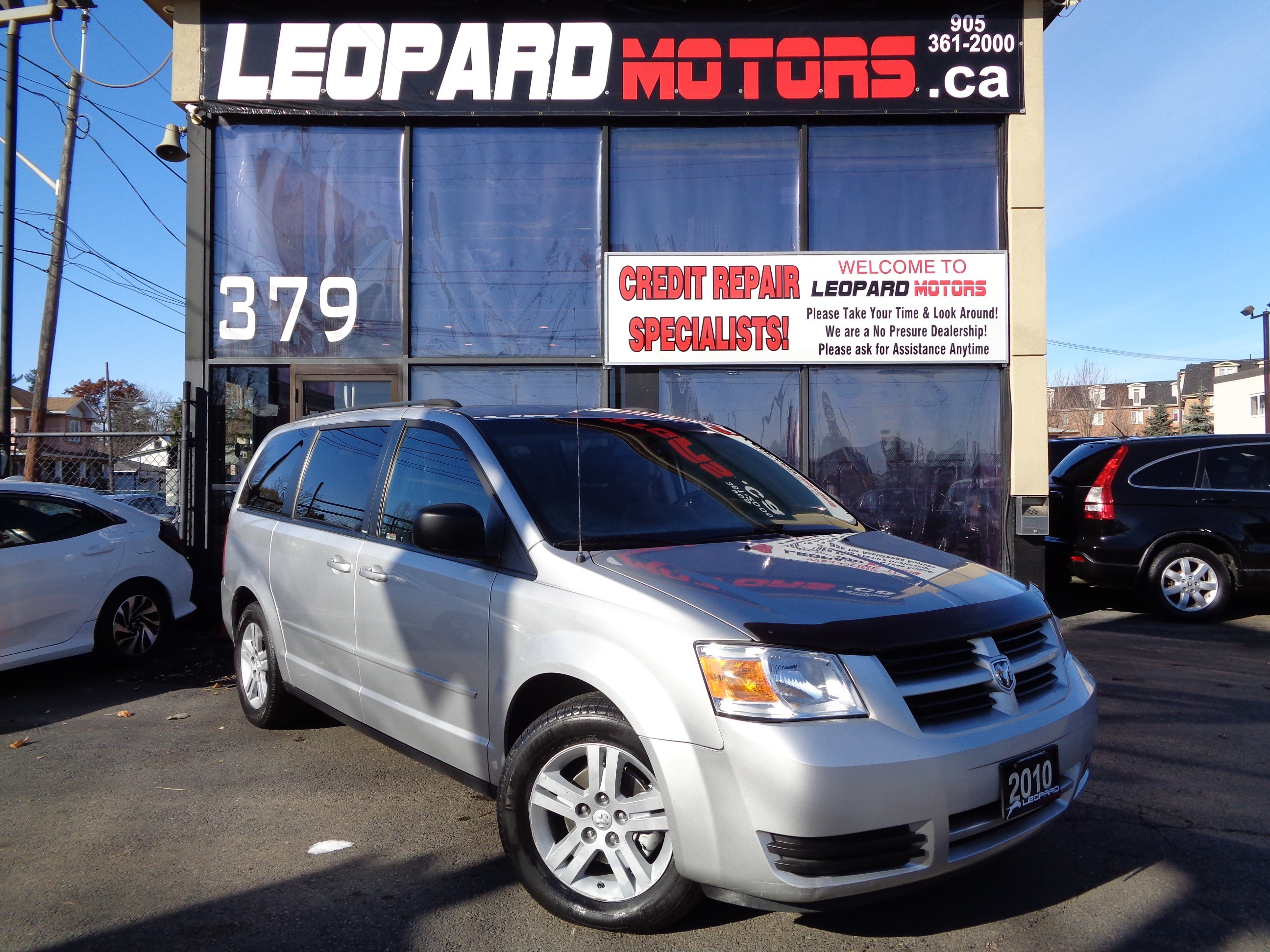 2010 Dodge Grand Caravan Leopard Motors Inc