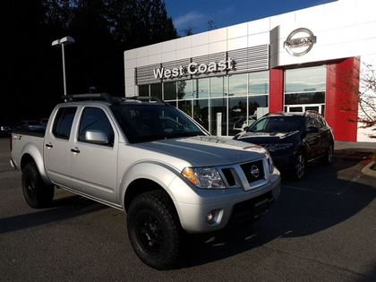 2018 Nissan Frontier PRO-4X - Lifted + Rims + Tires - Pitt Meadows ...
