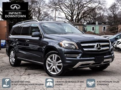 2015 Mercedes-Benz GL-Class 350 BlueTec 4Matic *1Owner/No Accidents ...