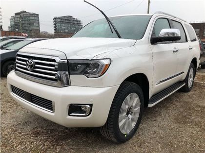 New & Used Toyota Sequoia for sale in Ottawa | autoTRADER.ca