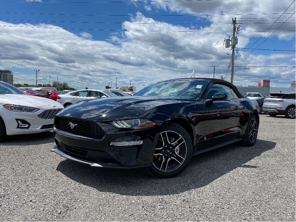 2020 Ford Mustang In Laval Qc 440 Ford Laval 1fatp8uh3l5157185