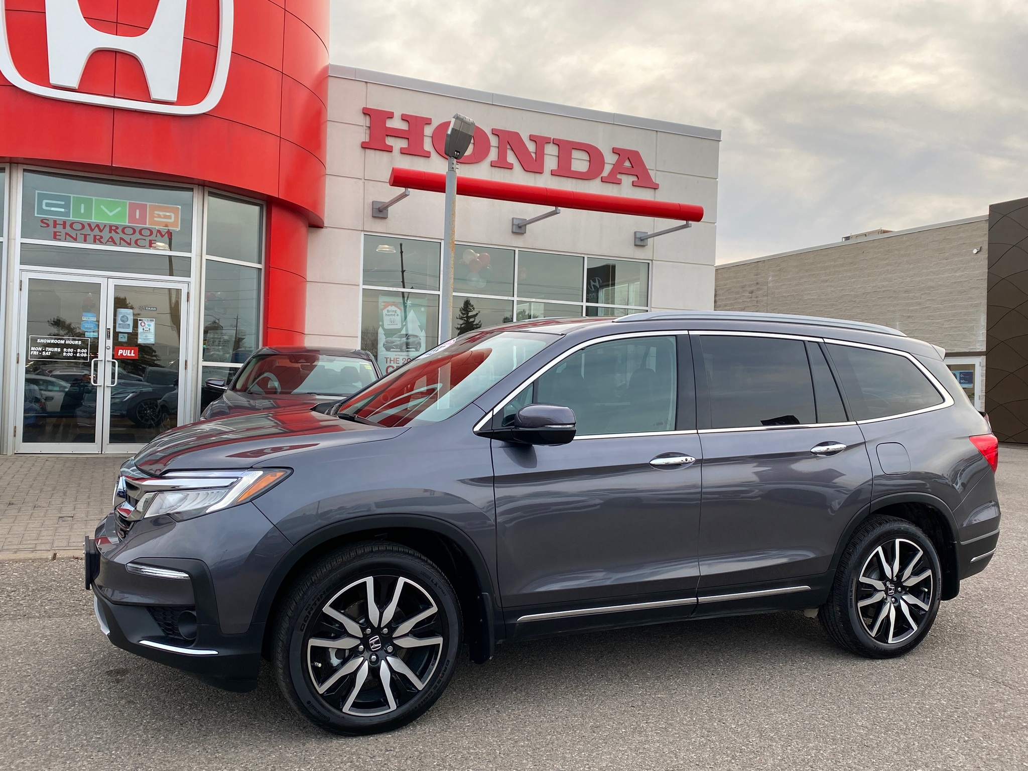 2020 Honda Pilot Touring 6 500 Km With Tow Package 48349513 Georgetown On Used2020 Honda Pilot Touring 6 500 Km With Tow Package 48349513 Georgetown On Used 5fnyf6h63lb506036