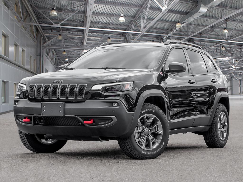 2020 Jeep Trail Hawk Model