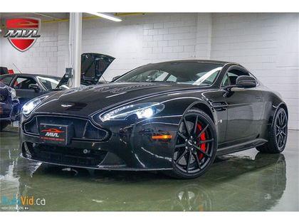 Aston Martin Vantage V Rare Future Collector HP Carbon - Aston martin dc