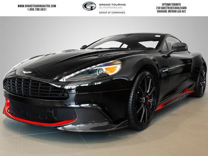 Aston Martin Vanquish Coupe Vaughan AutoTRADERca - 2018 aston martin vanquish coupe