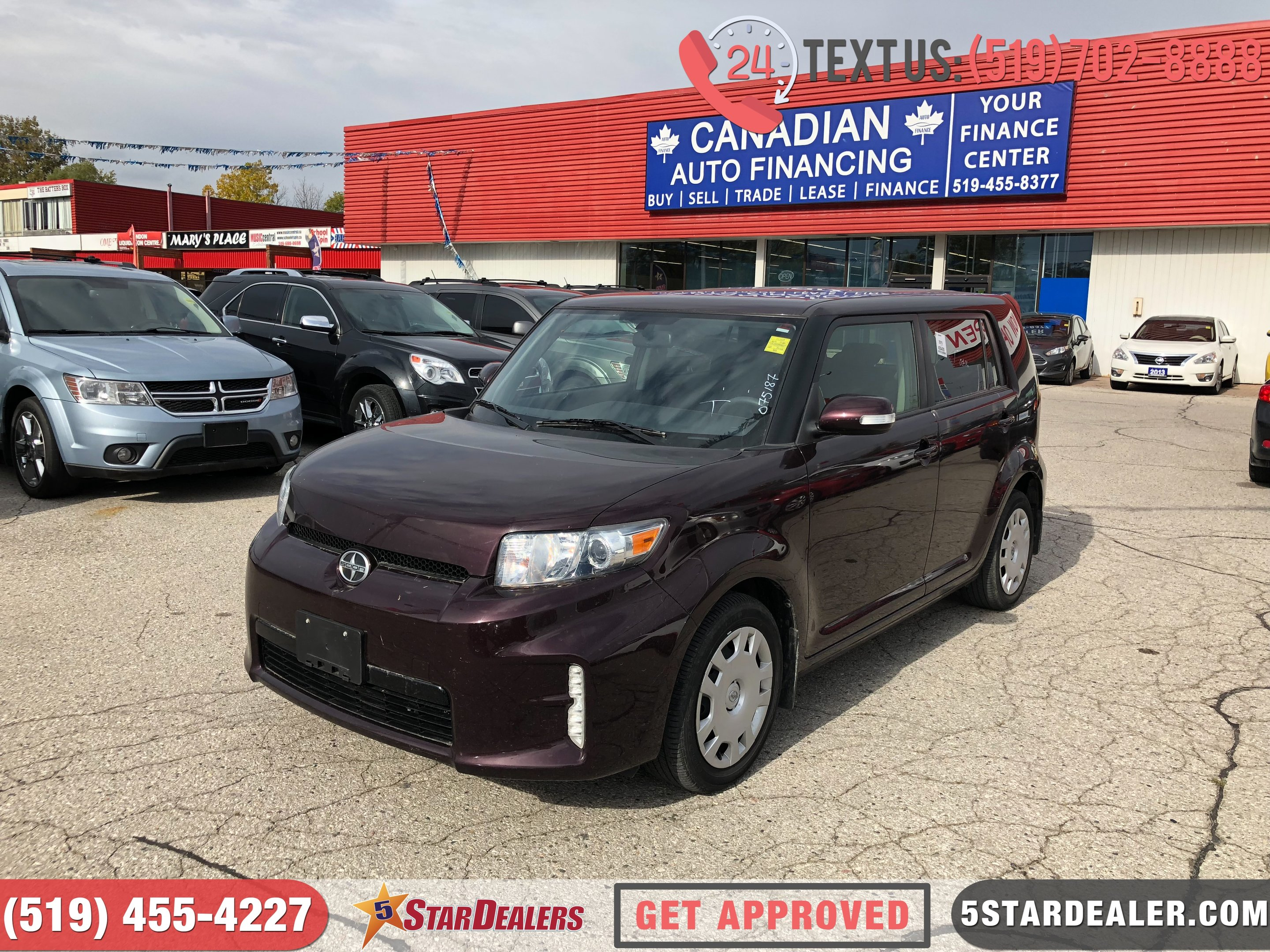 2015 Scion Xb Vehicle Information Wharncliffe Auto Group