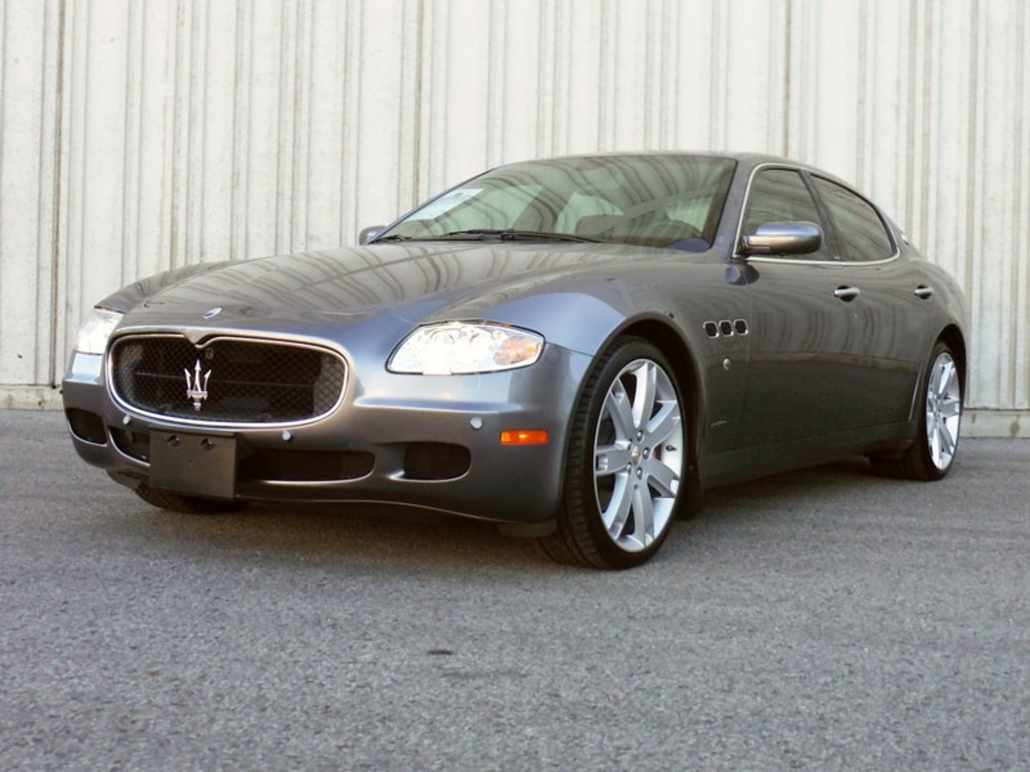 2007 Maserati Quattroporte In Concord On Segal Motorcar Co Inc