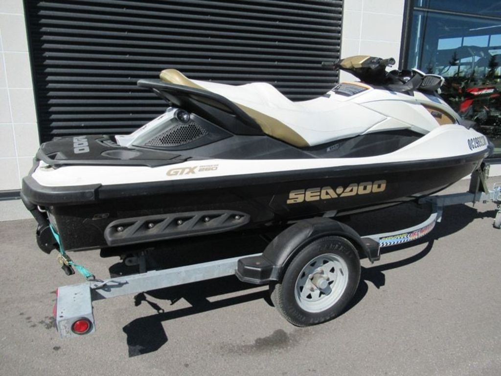 2012 Sea Doo PWC boat for sale, model of the boat is Gtx 260 Ltd & Image # 2 of 5