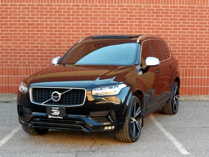 2017 Volvo Xc90 R Design T6 Nav 360 Cam Hud 22 Alloys Loaded