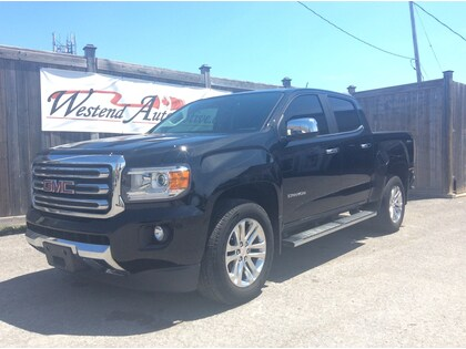 Gmc Canyon For Sale In Ottawa On Westend Automotive