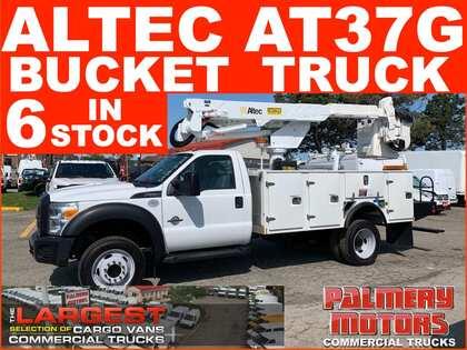 Ford Trucks 2016 >> 2016 Ford F 550 Xl Altec 42ft Bucket Truck