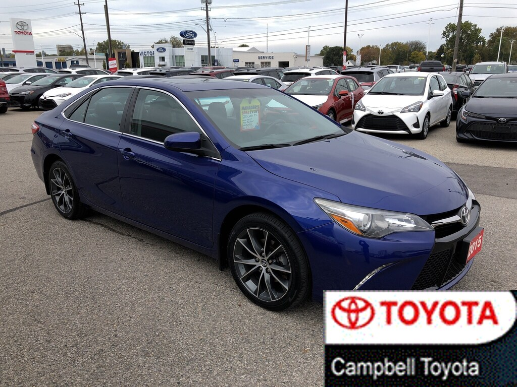 2015 Toyota Camry XSE-SUPER SUMMER SALE--NO HASSLE-1 PRICE