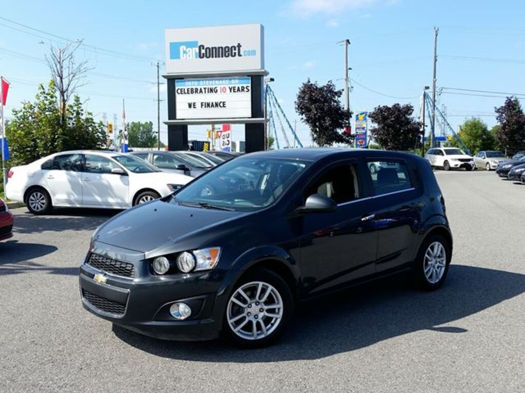 2014 Chevrolet Sonic LT SUNROOF - ONLY $19 DOWN $51/WKLY!!