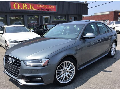 Audi for sale in Laval, QC | O B K  Auto