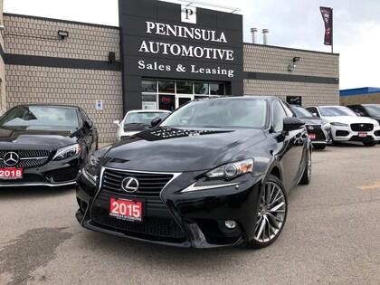 Lexus Is 250 Lease >> 2015 Lexus Is 250