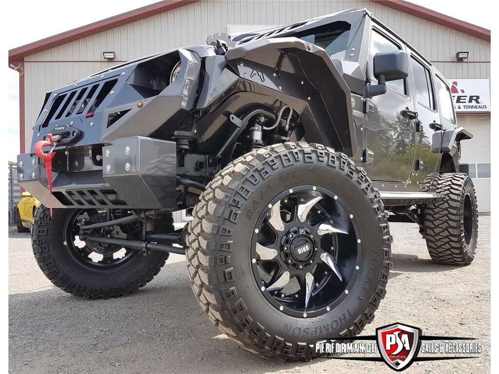 Jeep Wrangler Accessories 2017 >> 2017 Jeep Wrangler Unlimited Extreme 38 000 In Accessories Blow Out Price