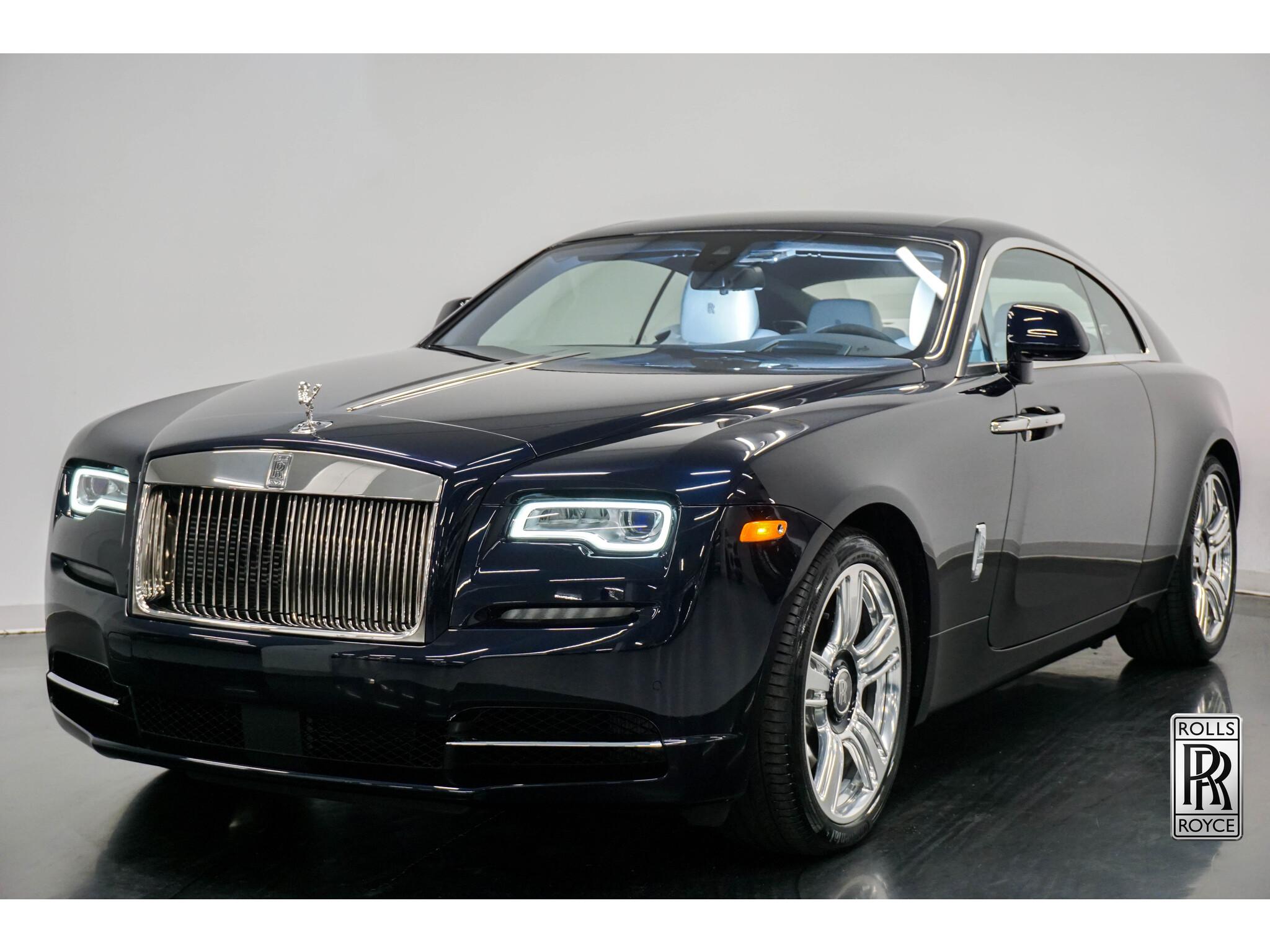 2020 Rolls Royce Wraith Ratings
