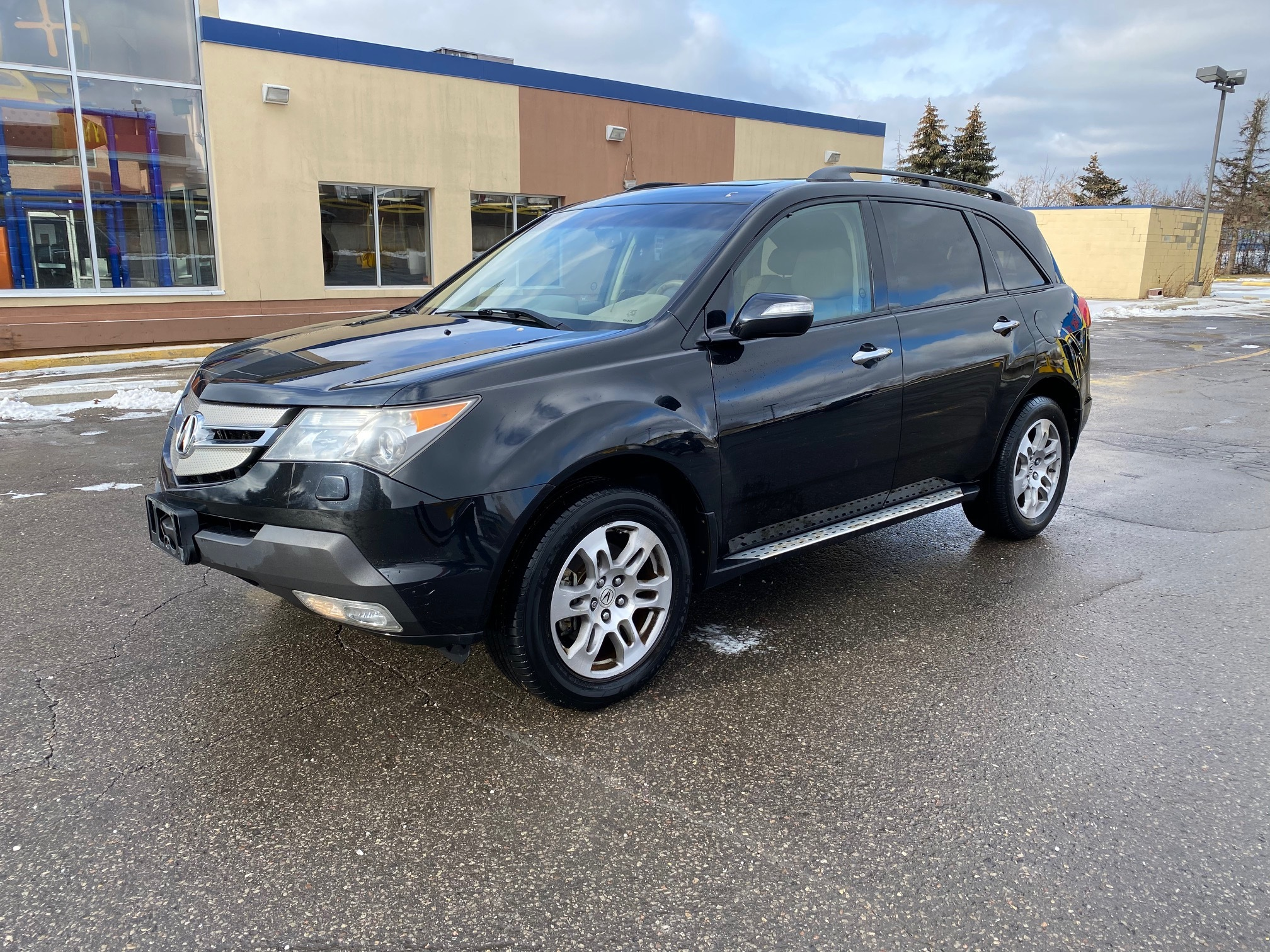 2009 Acura Mdx In Toronto On Dynasty Auto Selection Inc 2hnyd28669h000681