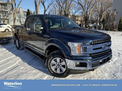 2018 Ford F 150 In Edmonton Ab Waterloo Ford 1ftex1eb0jfe05081