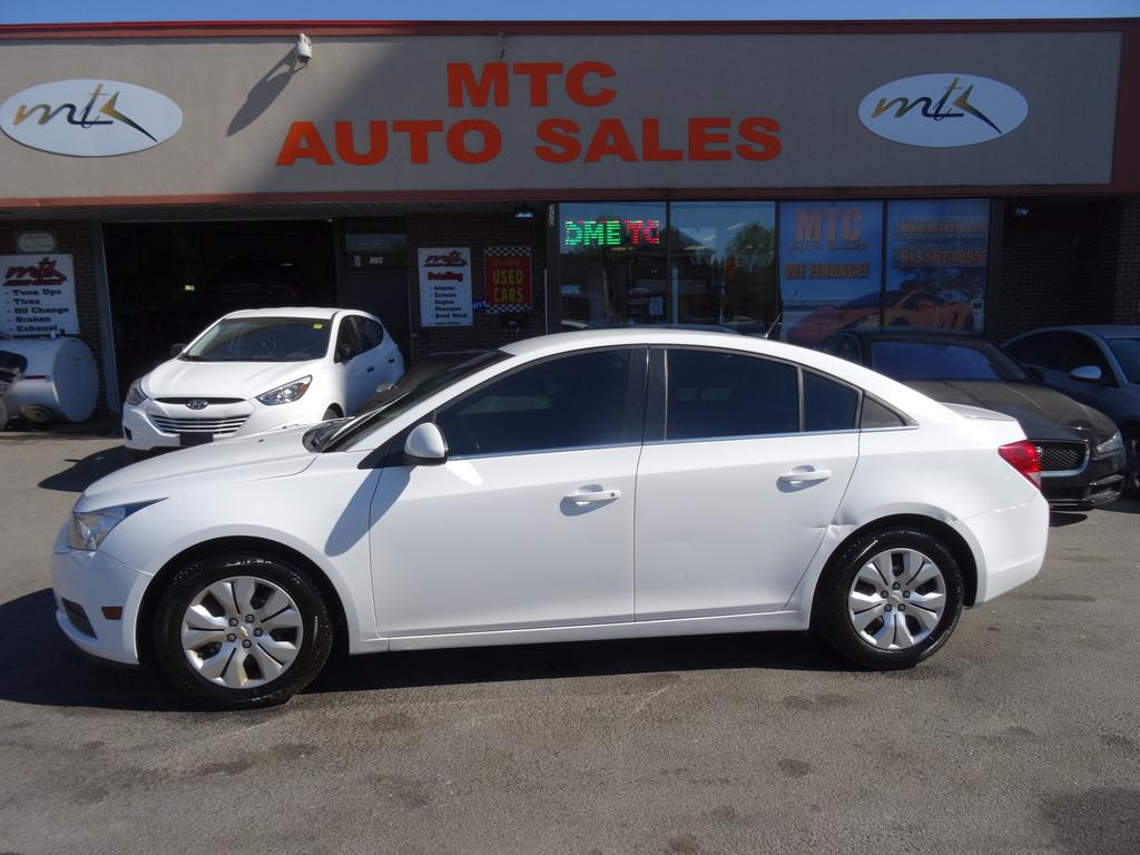 2014 Chevrolet Cruze In Ottawa On Mtc Auto Sales 1g1pc5sb0e7239802