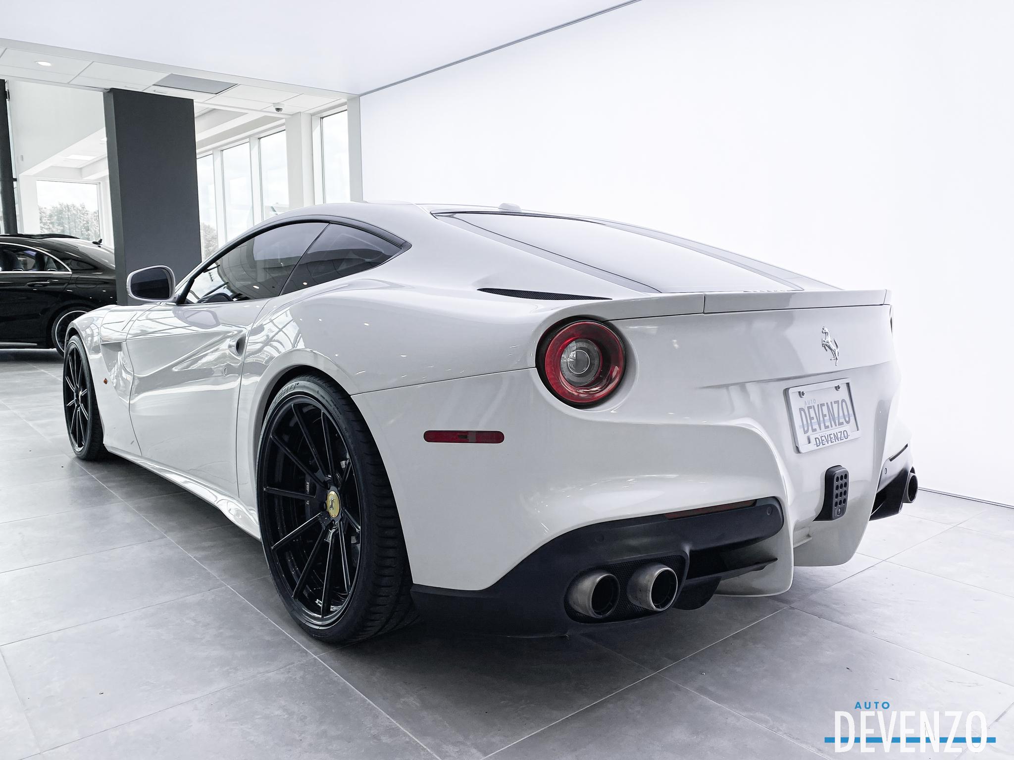 2014 Ferrari F12berlinetta F12 Berlinetta Coupe 6.3 V12 complet