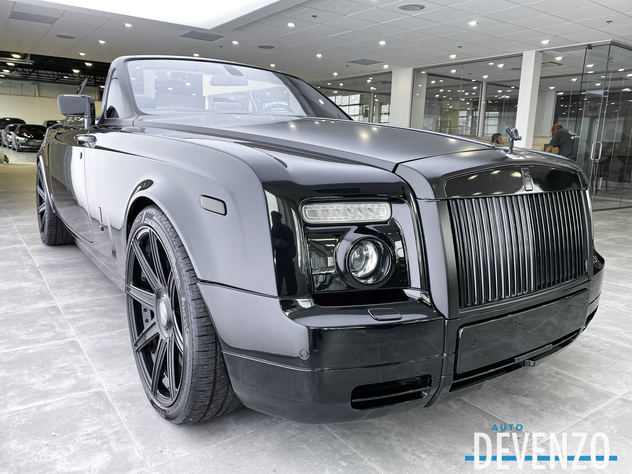 2009 Rolls-Royce Phantom Coupe PHANTOM DROPHEAD FORGED AG WHEELS OPTIONAL*** complet