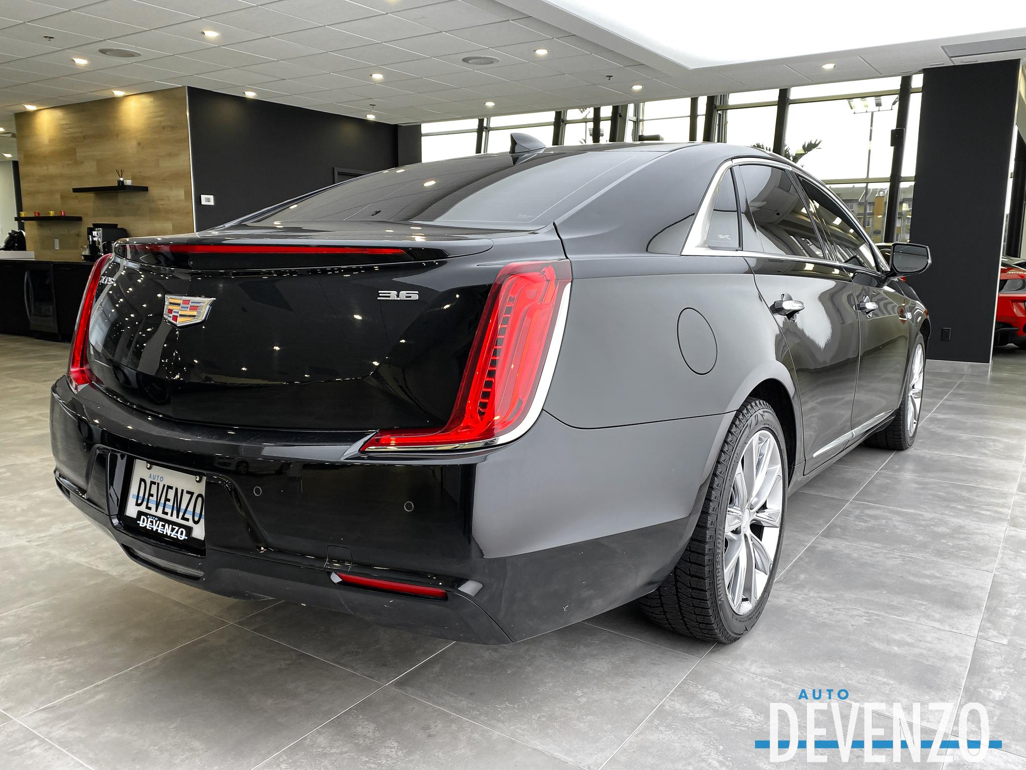 2019 Cadillac XTS SEDAN LIMOUSINE FWD complet