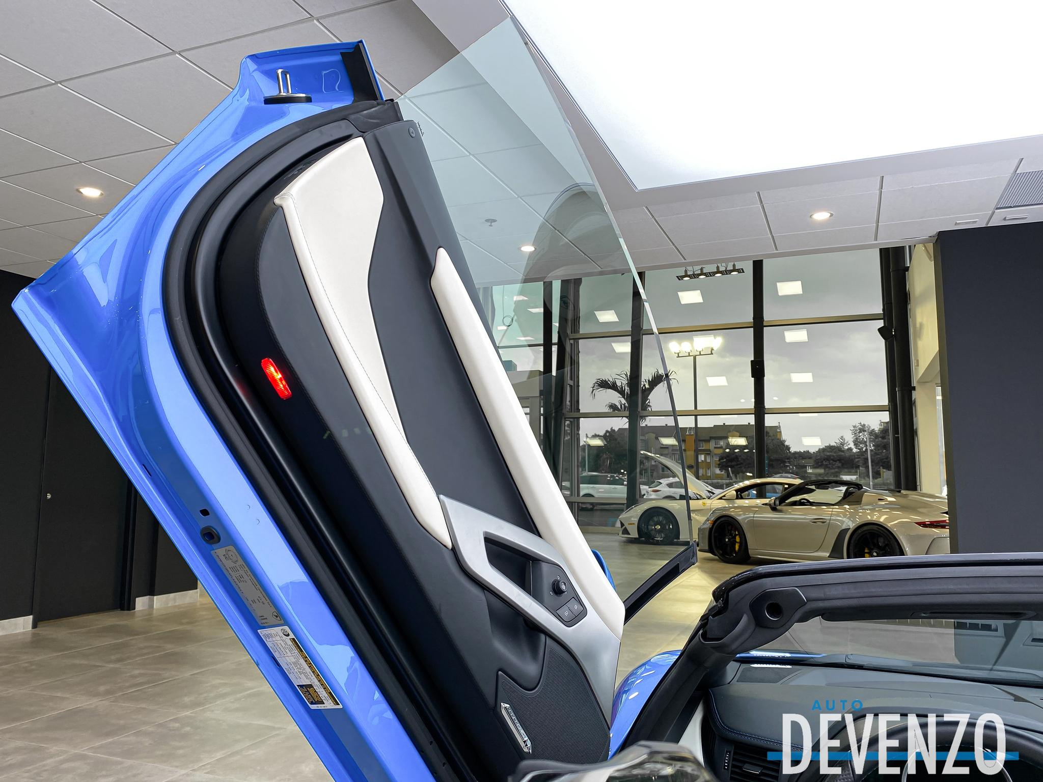 2015 Lamborghini Aventador ROADSTER LP700-4 LIFT SUSPENSION / SENSONUM complet
