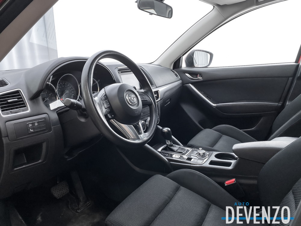 2016 Mazda CX-5 AWD GS TOIT OUVRANT GPS/NAVI CAMERA complet