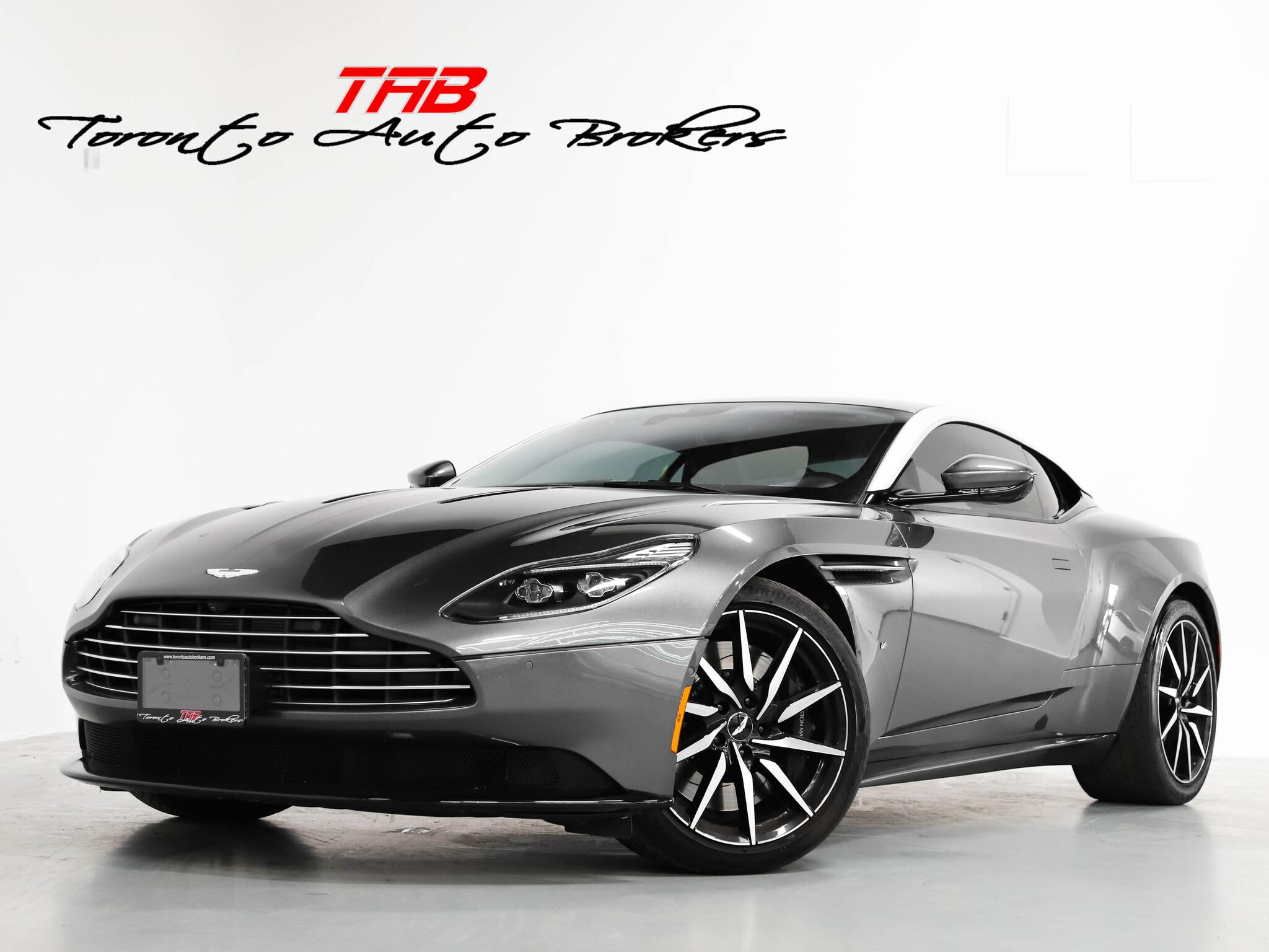 2017 Aston Martin Db11 In Vaughan On Toronto Auto Brokers Scfrmfavxhgl02036