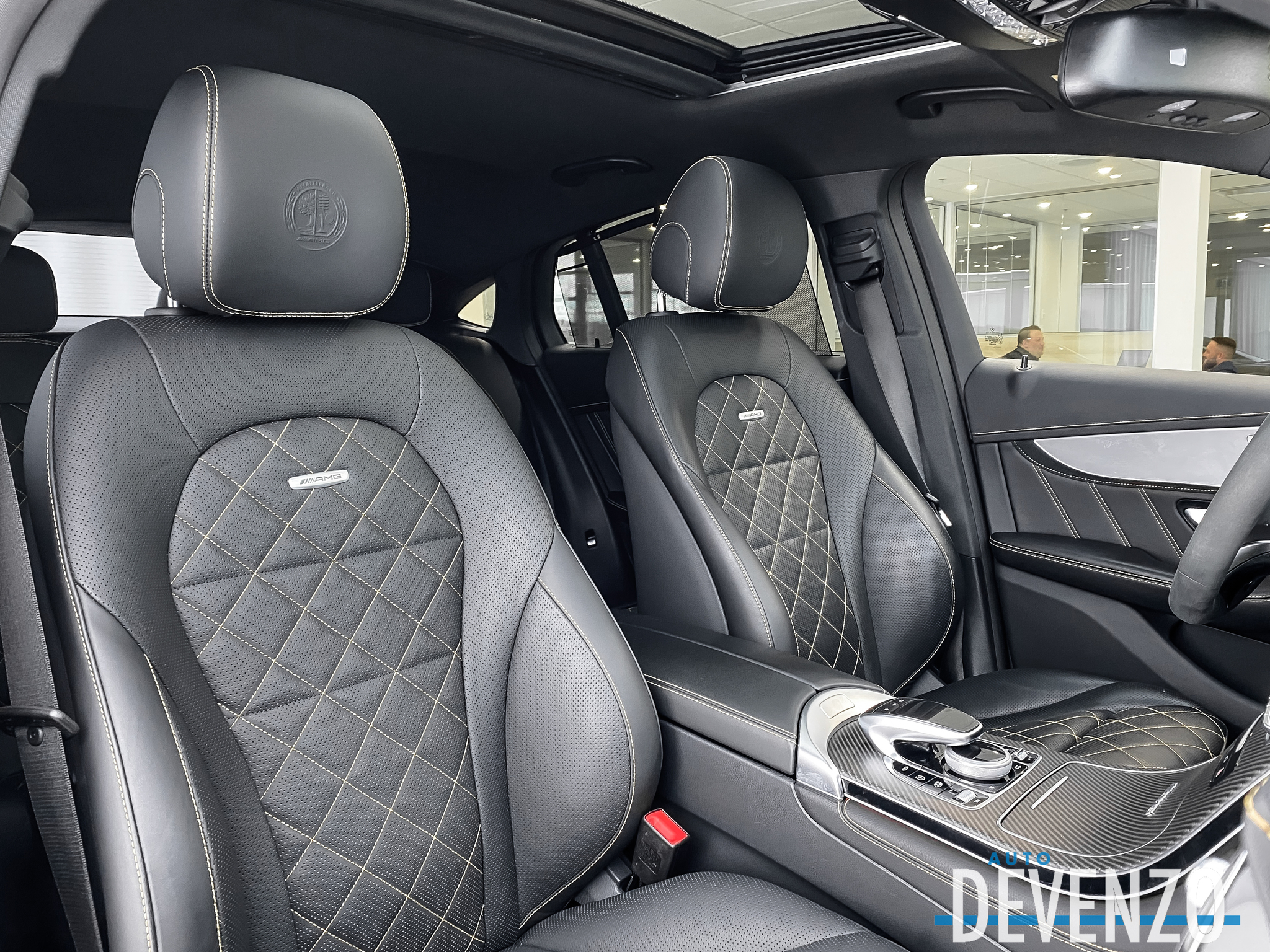 2018 Mercedes-Benz GLC AMG GLC63 S 4MATIC Coupe EDITION 1 complet