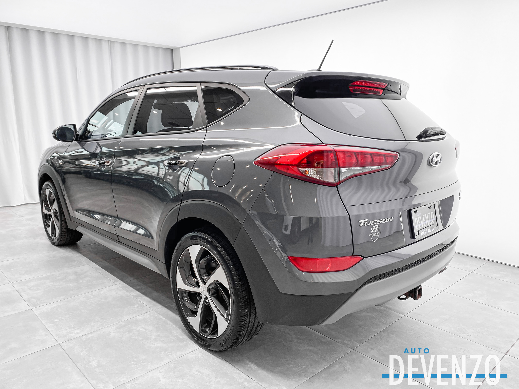 2017 Hyundai Tucson AWD 1.6L SE CUIR TOIT PANORAMIQUE CAMERA complet