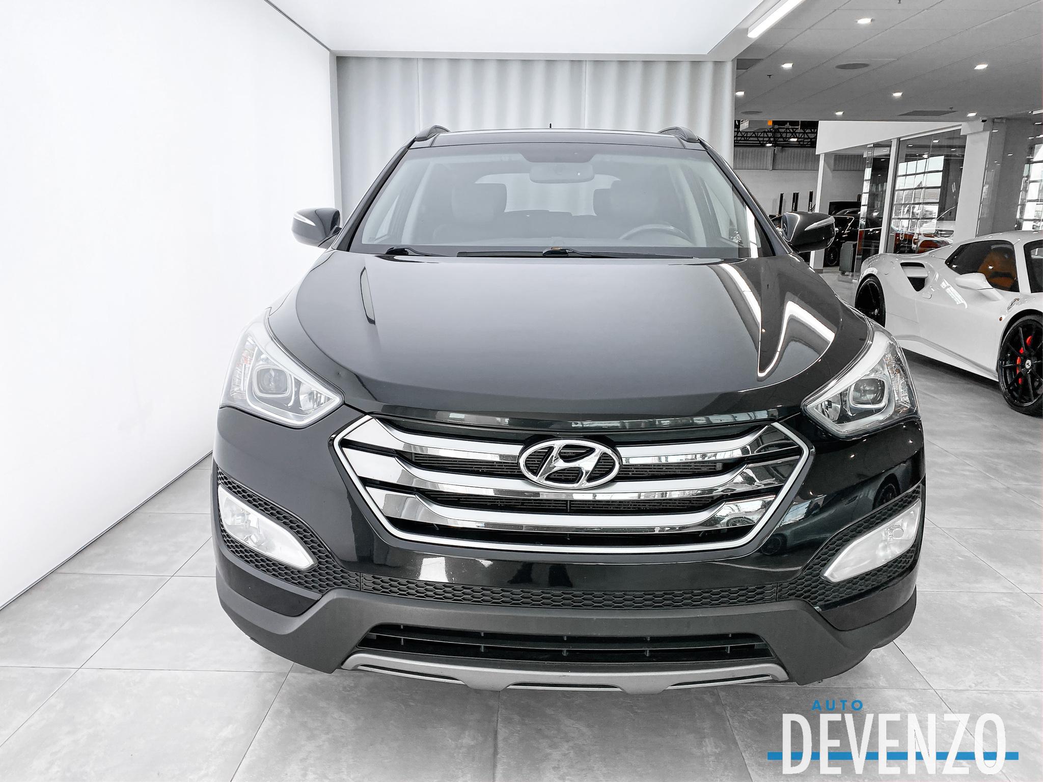 2015 Hyundai Santa Fe Sport SPORT AWD 2.4L Luxury CUIR TOIT PANORAMIQUE complet