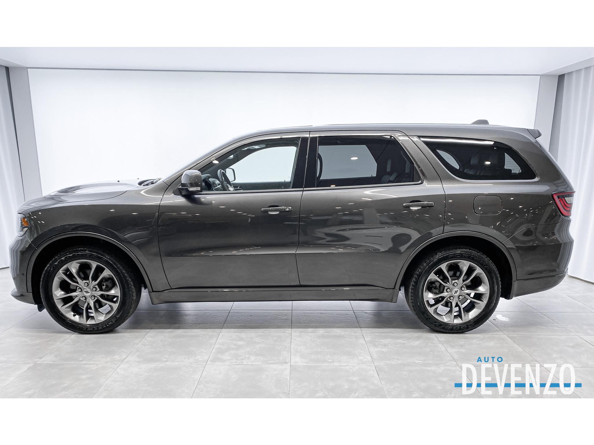 2019 Dodge Durango R/T AWD 5.7L HEMI NAVI / CAMERA 7 PASS complet
