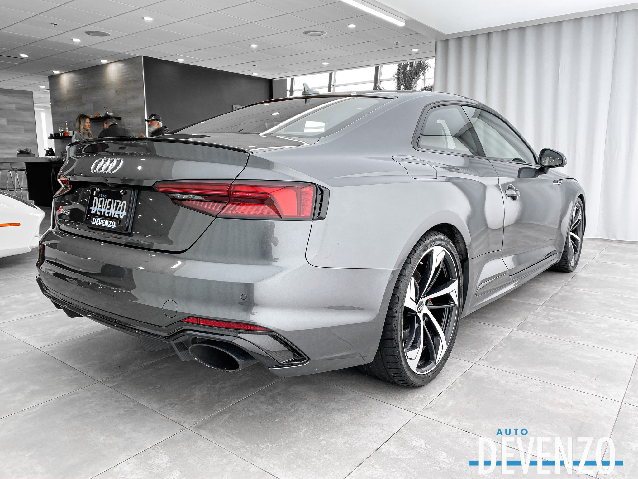 2018 Audi RS 5 Coupe QUATTRO 2.9 BITURBO 450HP WTY 20/11/2022 complet