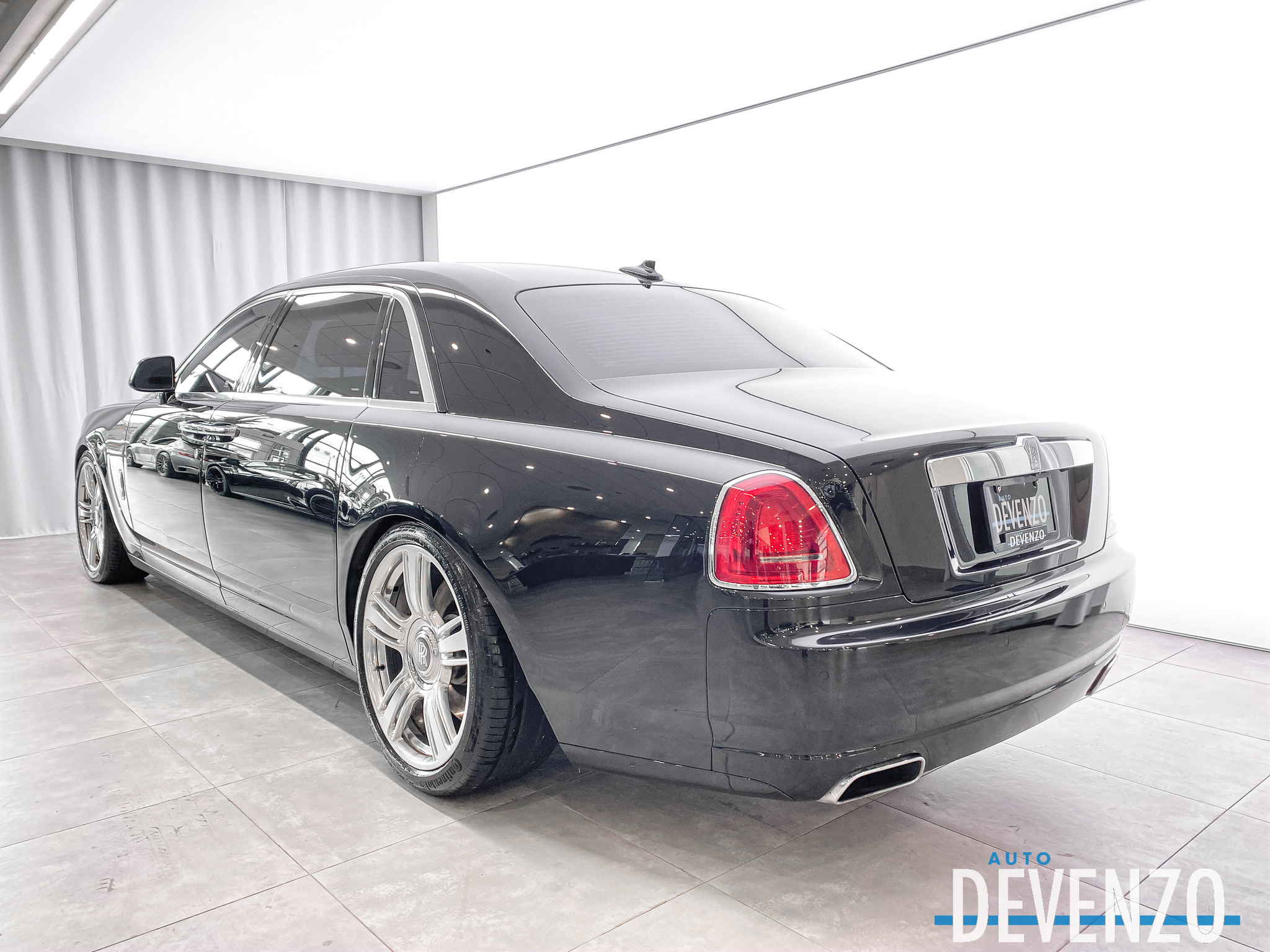 2012 Rolls-Royce Ghost L EXTENDED WHEEL BASE V12 6.6L complet